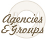 Agencies/ Groups Menu